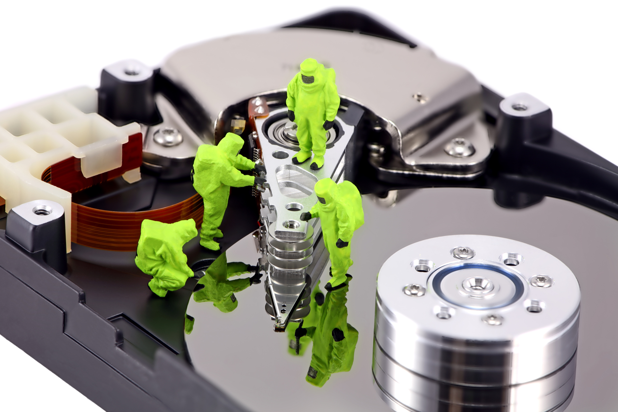 DNSS | Data Recovery Professionals in Weston, FL